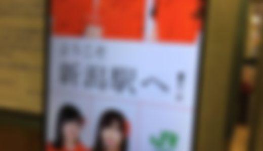 【画像】NGTの撤去されたポスターがブサイク?太野彩香と誰の写真?