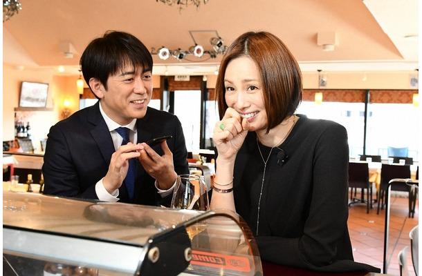 涼子 結婚 米倉