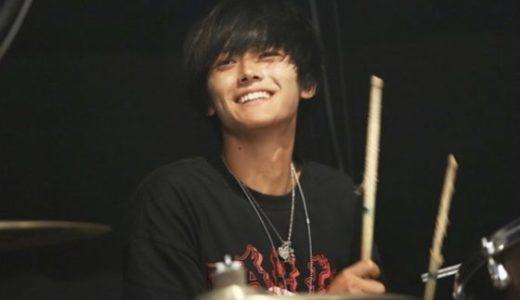 【画像】ミスチル桜井の息子がドラムを選んだ理由?海音のバンドは?