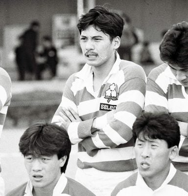 画像】平尾誠二の若い頃がイケメン!モデル事件で日本代表外された?