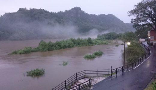台風19号2019|阿賀野川水位は?氾濫動画&画像や被害状況も!
