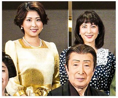春本由香(尾上松也妹)は杏樹と共演してた!喜多村と破局後に目の前で…
